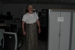 2009-12-19-Paola(Ivrea)-Sede Torino sveglia del turno notturno