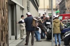2010-01-04-Paola(Ivrea)-Manifestazione davanti alla sede RAI